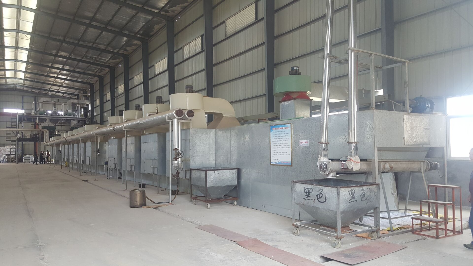 Glazing Molding Compound Plant equipment