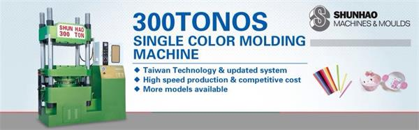 Taiwan machines for melamine tableware production