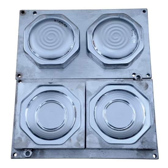 Melamine Matte Finish Mould