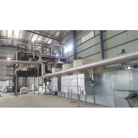 Urea Molding Compound Plant Machine