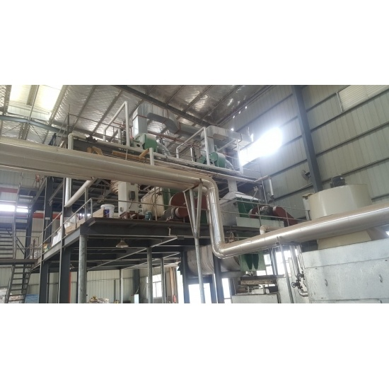 UF Molding Compound Plant equipment
