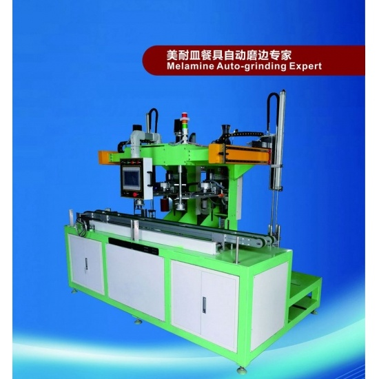 MF Crockery Auto Grinding Machine