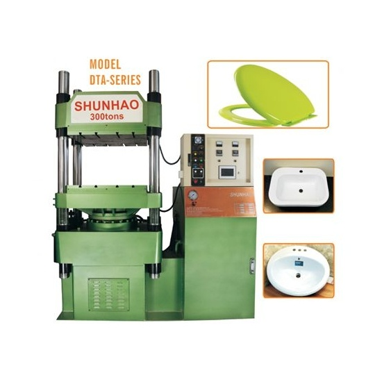 Bamboo Fiber Tableware Compress Machine
