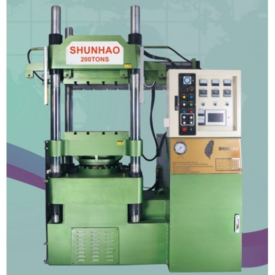 Automatic Hydraulic Press Melamine Tableware Moulding Machine