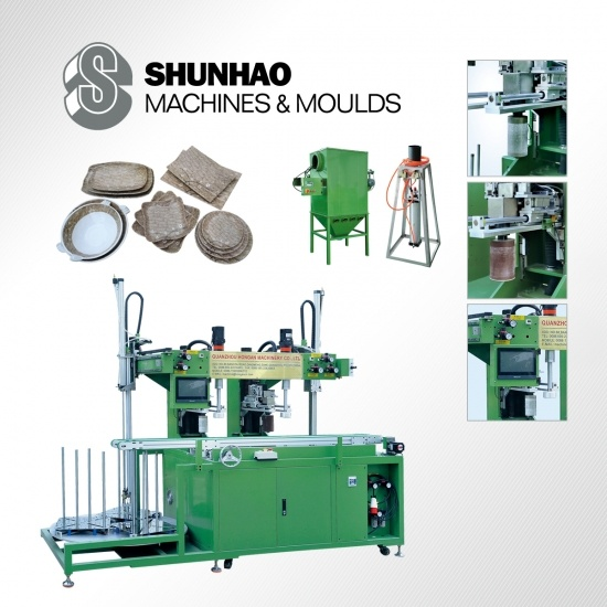 Melamine Tableware Automatic Grinding Machine With Taiwan Technology