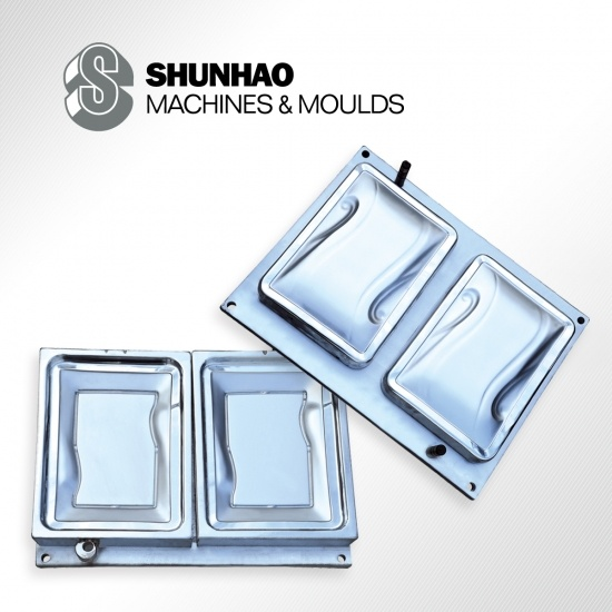 China S136 Steel Melamine Tableware Mould With Hard Chrome