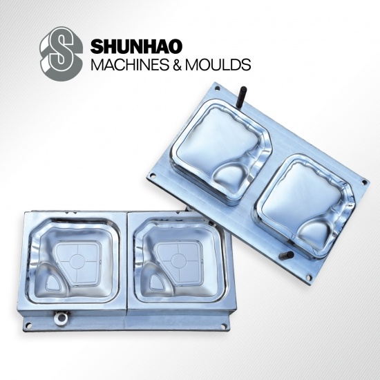 Good Design Melamine Crockery Mold With Hard Chrome