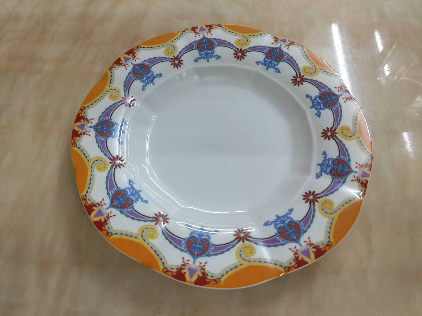 Do the right choice of melamine tableware health accompanied by about